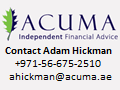 Acuma Independent Financial Advice