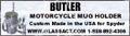 GlassAct- The Butler Mug Holder