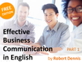 FREE BUSINESS ENGLISH COURSE!