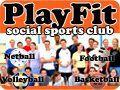 PlayFit Social Sports Club
