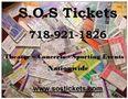 S.O.S Tickets