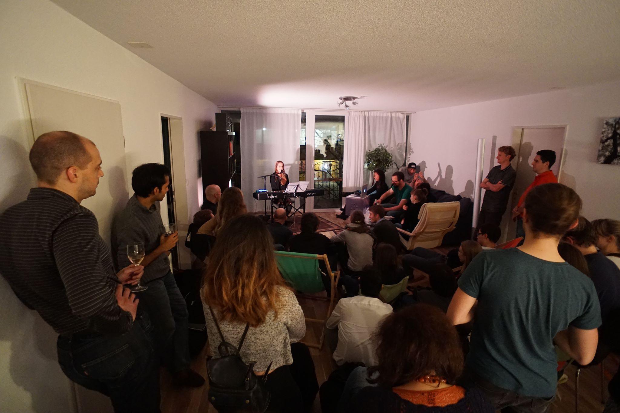 Zurich Living Room Concerts Zrich